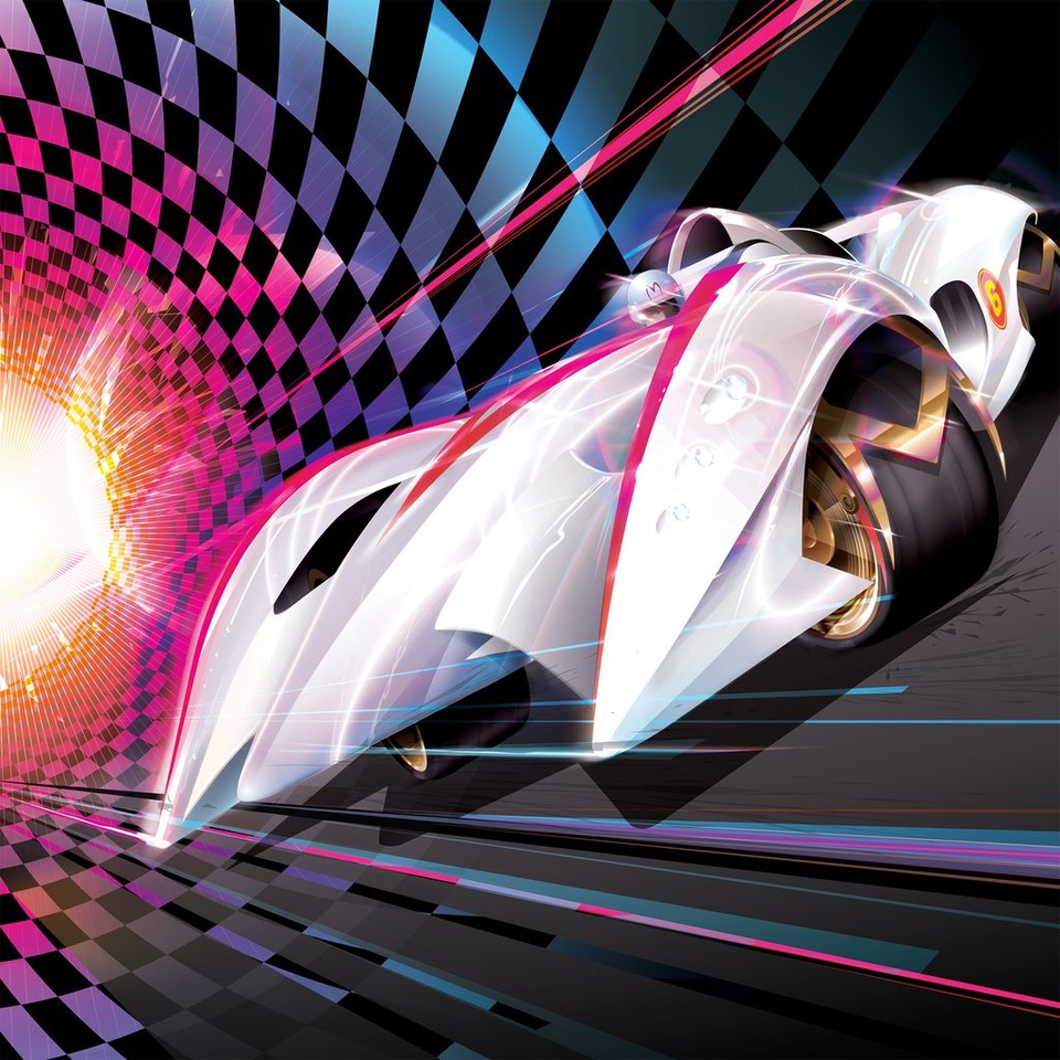 Speed Racer (Original Motion Picture Soundtrack)