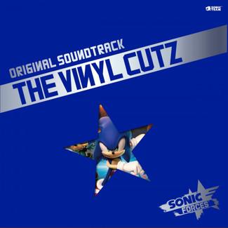 Sonic Forces Original Soundtrack – The Vinyl Cutz