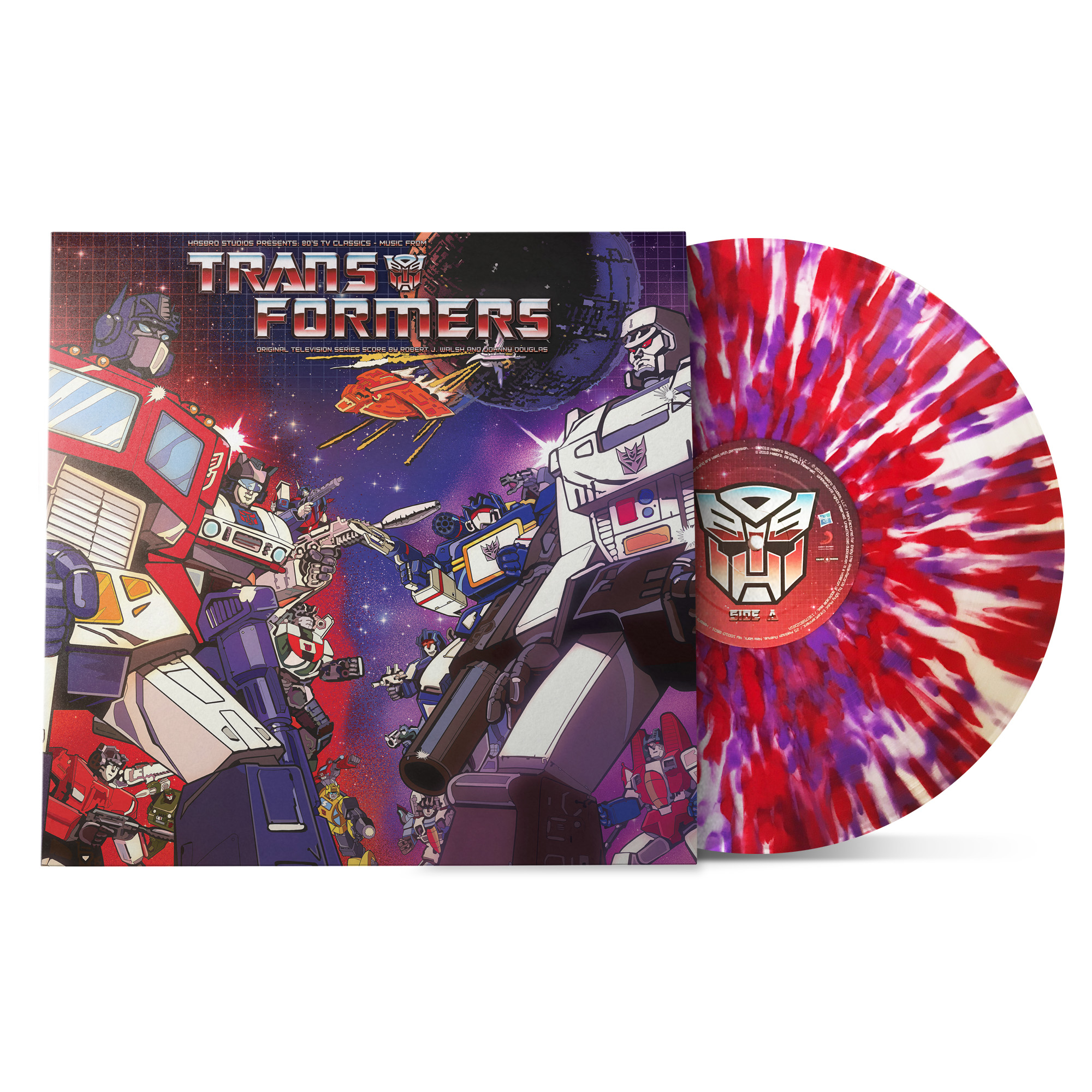 Hasbro Studio Presents '80s TV Classics: Music From The Transformers