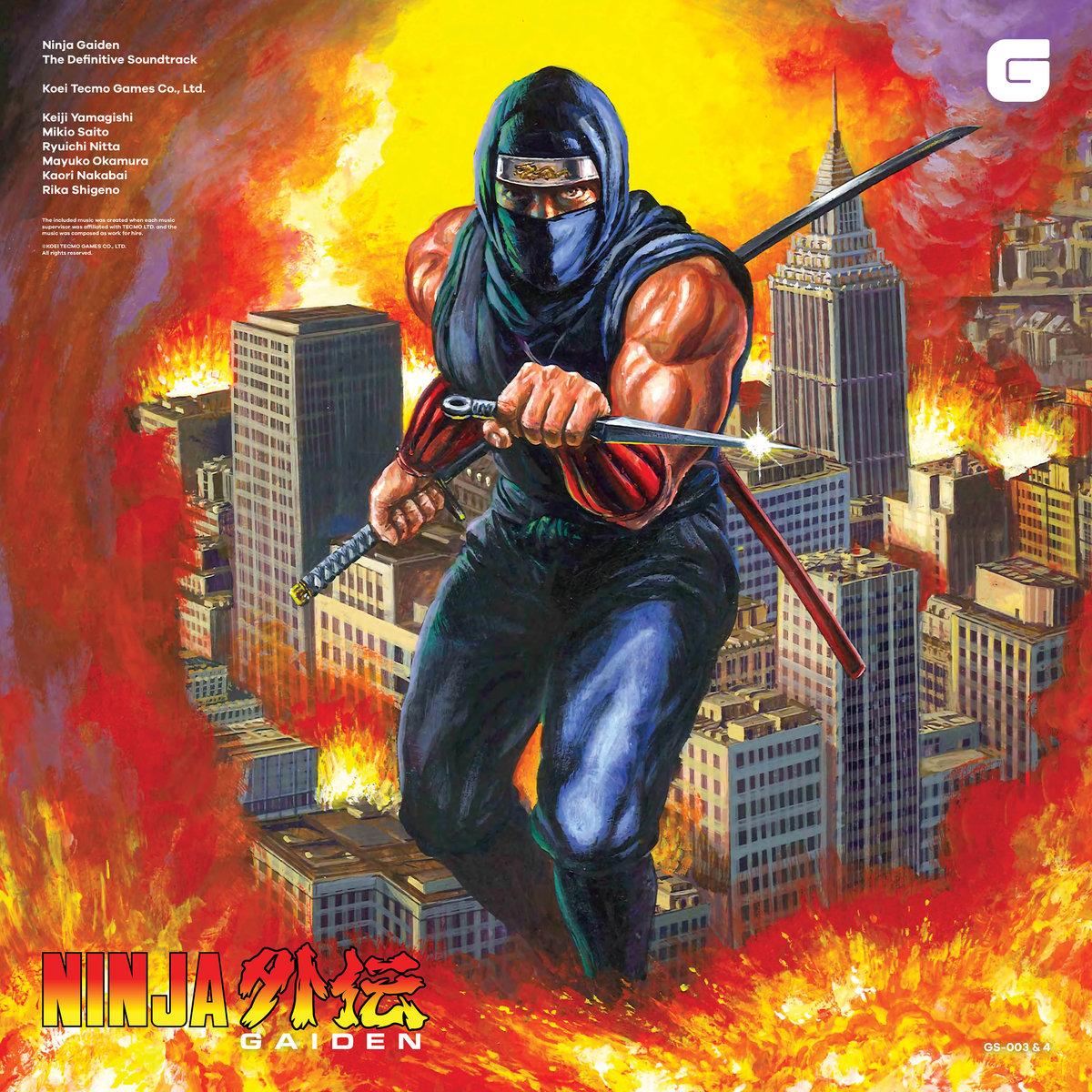 Ninja Gaiden The Definitive Soundtrack Vol 1 2 Light In The