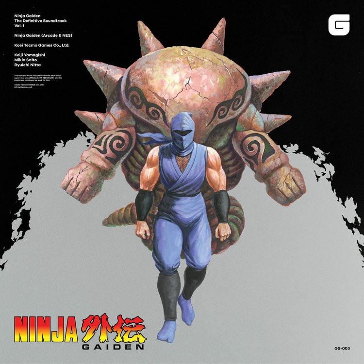 Ninja Gaiden The Definitive Soundtrack Vol. 1 + 2