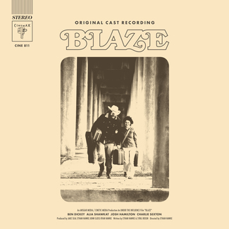 BLAZE Original Cast Recording