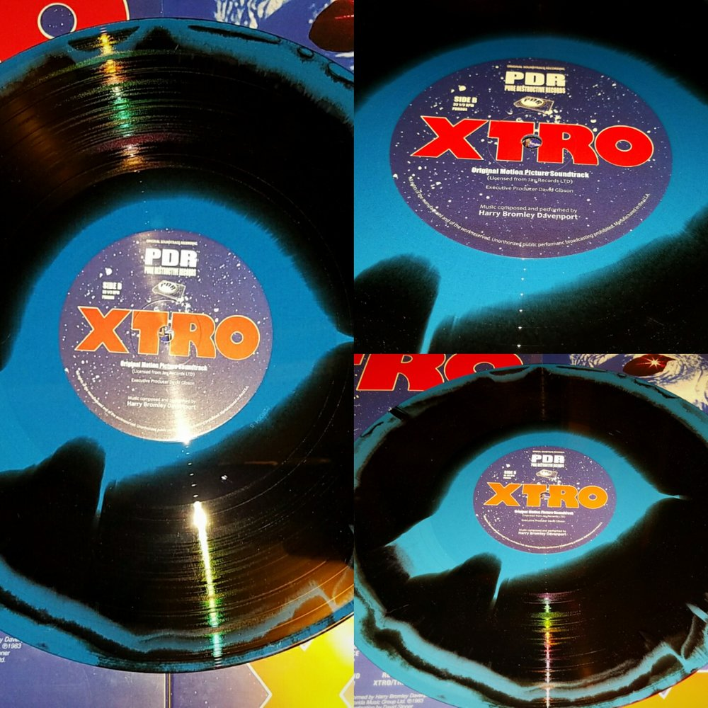 XTRO (Original Soundtrack Recording)