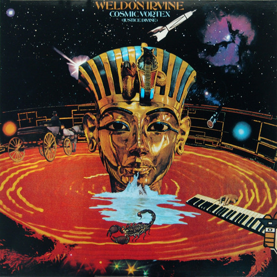 Cosmic Vortex (Justice Divine) | Light In The Attic Records