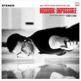 Mission Impossible (Music From the Original Motion Picture Score)