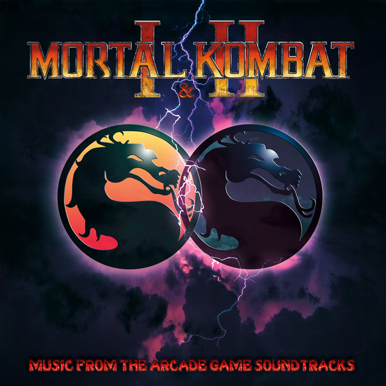 Mortal Kombat I And Ii Music From The Arcade Game Soundtracks