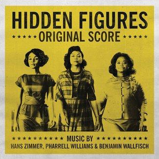 Hidden Figures (Original Motion Picture Score) (UK/EU RSD Exclusive)