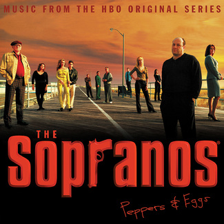 The Sopranos (20th Anniversary) - Peppers & Eggs (RSD Exclusive)