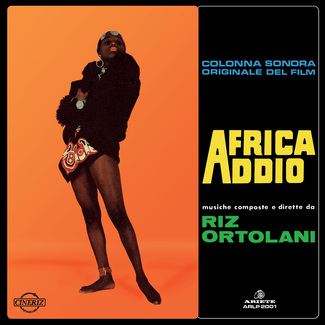 Africa addio (Original Motion Picture Soundtrack) (UK/EU RSD Exclusive)