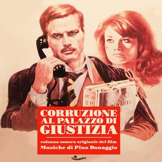 Corruzione al palazzo di giustizia (Original Motion Picture Soundtrack) (UK/EU RSD Exclusive)