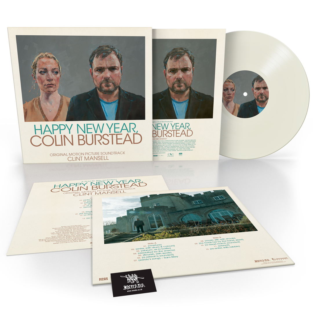 Happy New Year, Colin Burstead OST