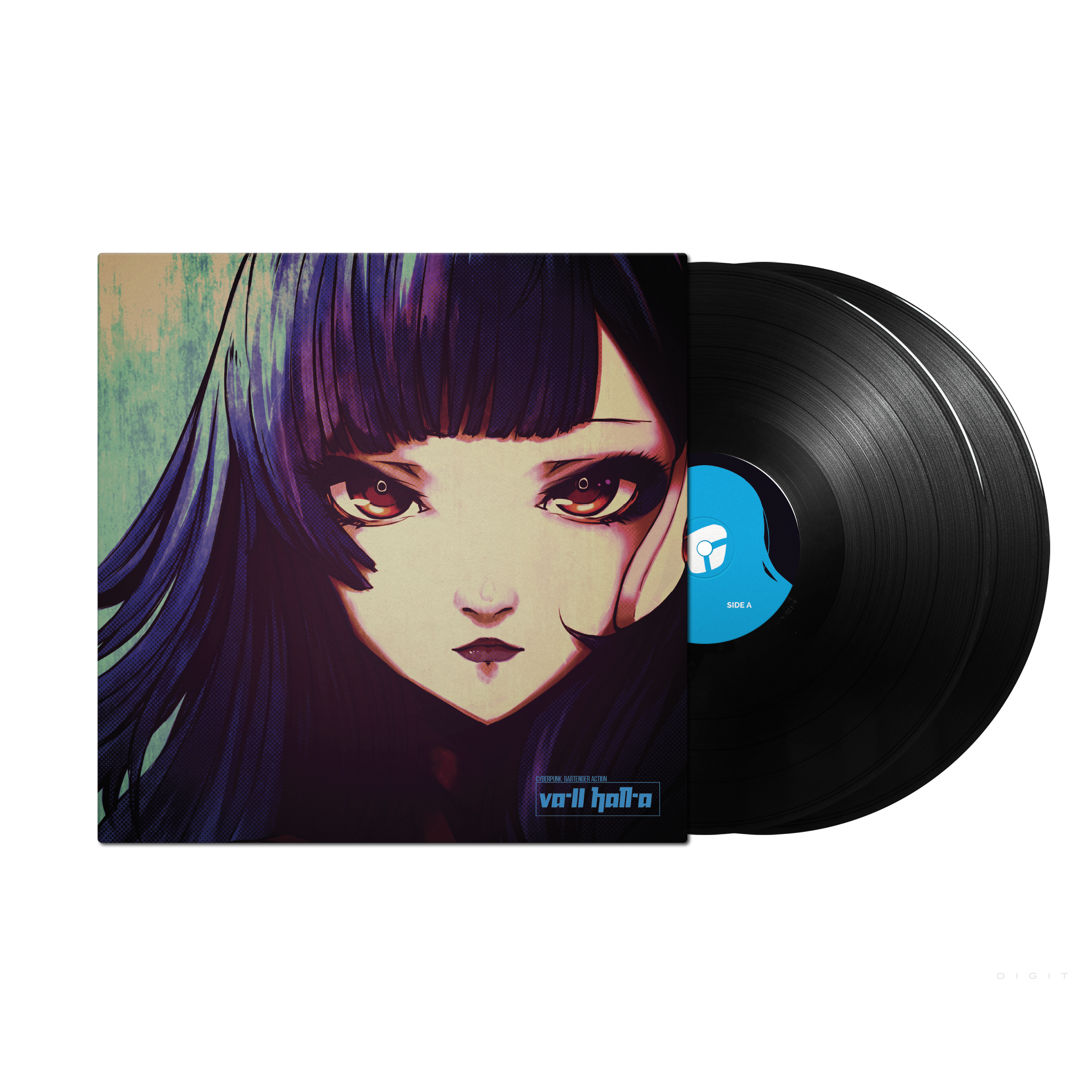 VA-11 HALL-A (Original Soundtrack)