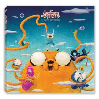 ADVENTURE TIME - The Complete Series Soundtrack Box Set