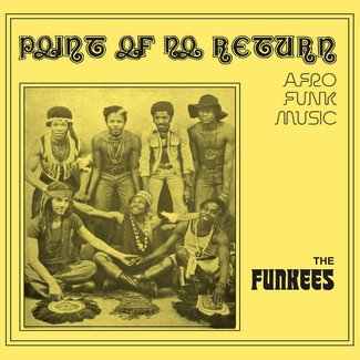 Point Of No Return - Afro Funk Music