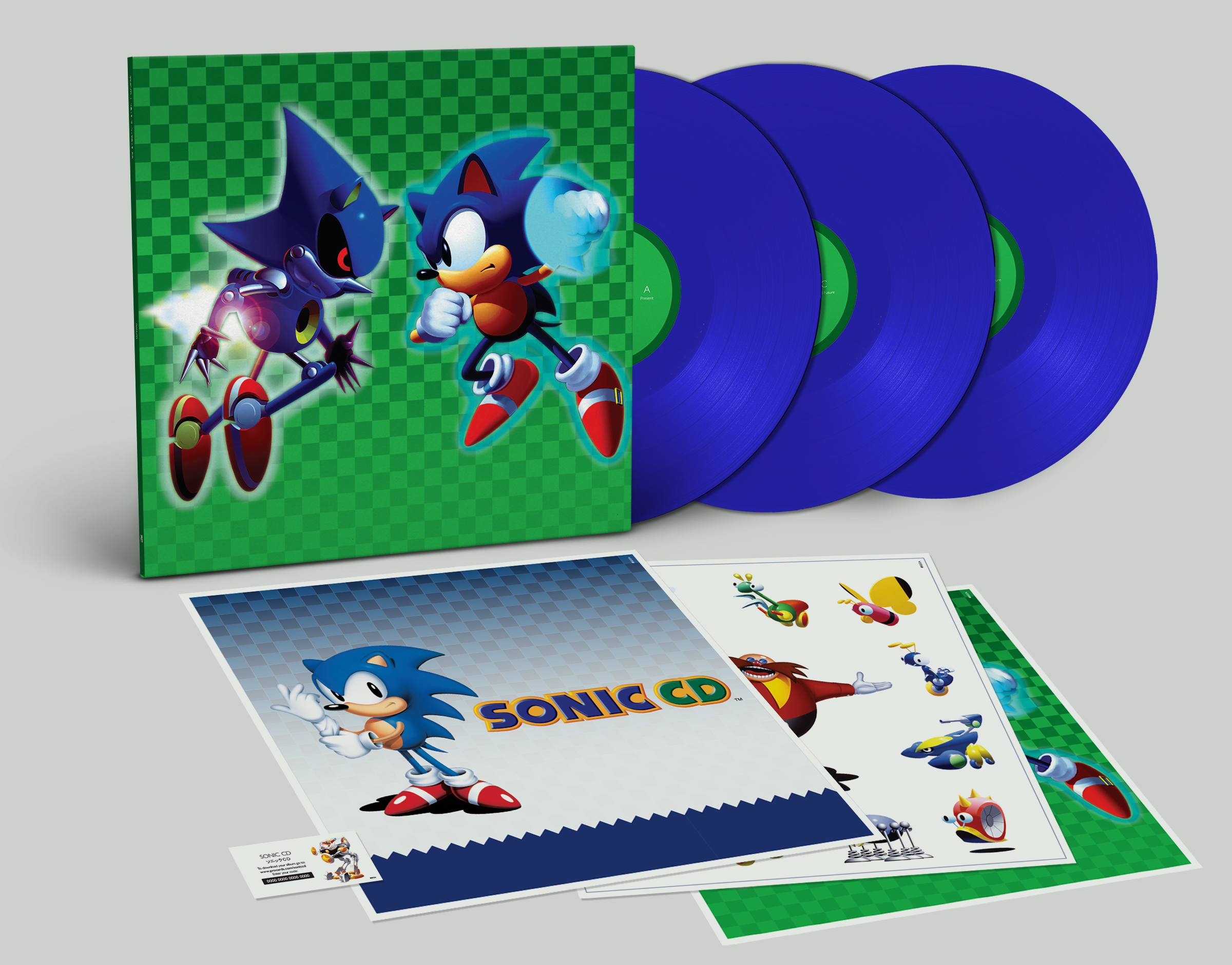Sonic CD (aka Sonic The Hedgehog)