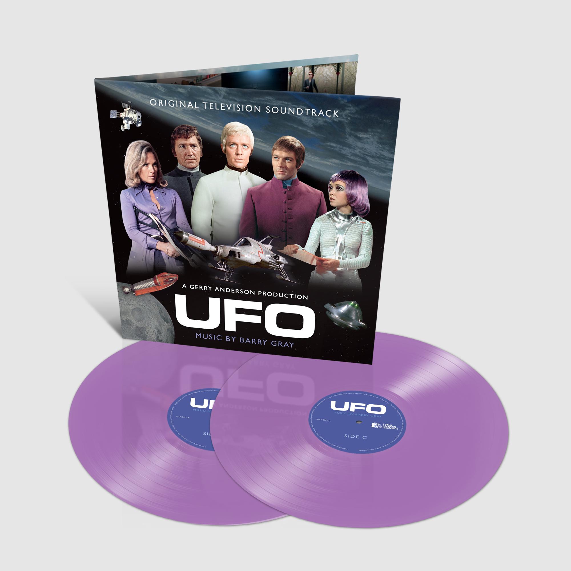 UFO: Original TV Soundtrack