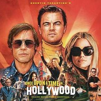 Quentin Tarantino's Once Upon a Time in Hollywood - Original Motion Picture Soundtrack (US Indie Exclusive Color Variant)