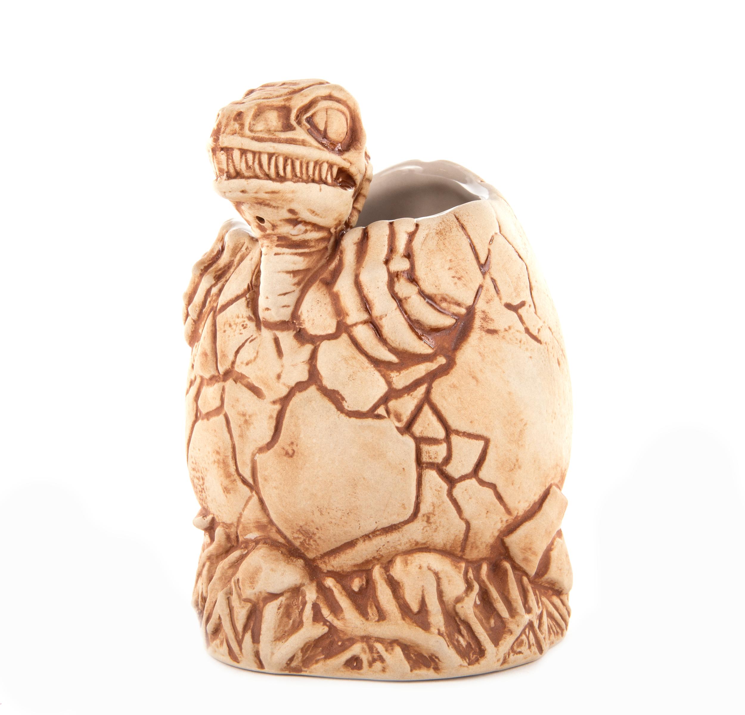 Baby Raptor Tiki Mug (Regular)