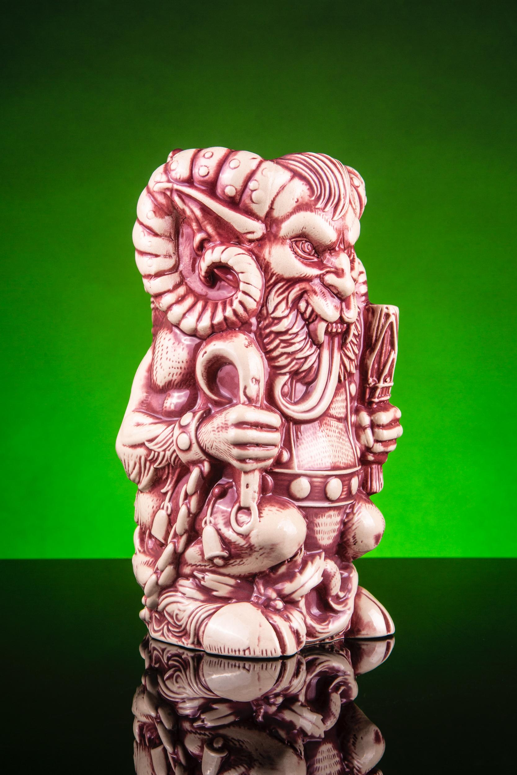 Krampus Designer Series Tiki Mug