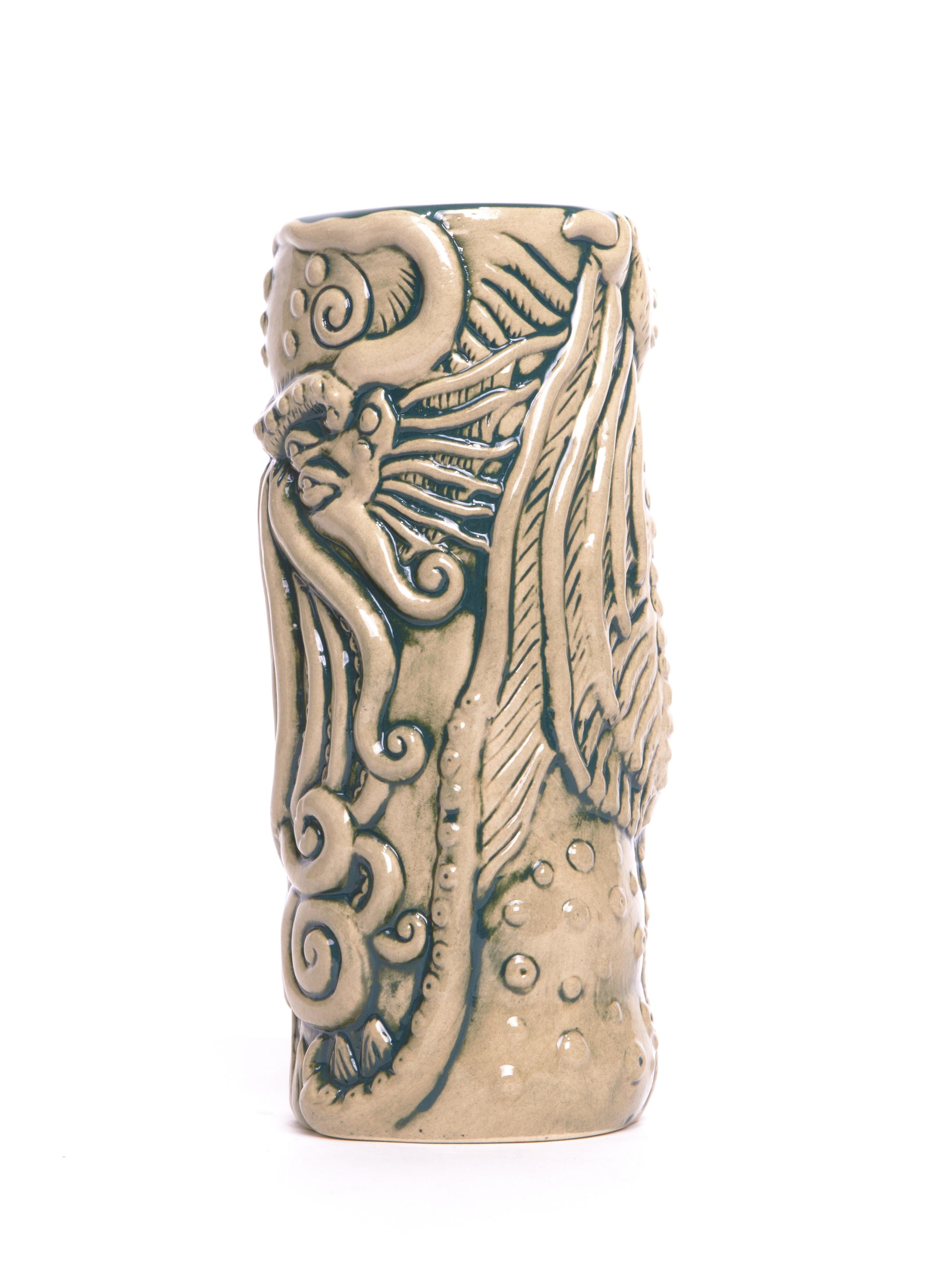 Carafe of Cthulhu Designer Series Tiki Mug (Regular)