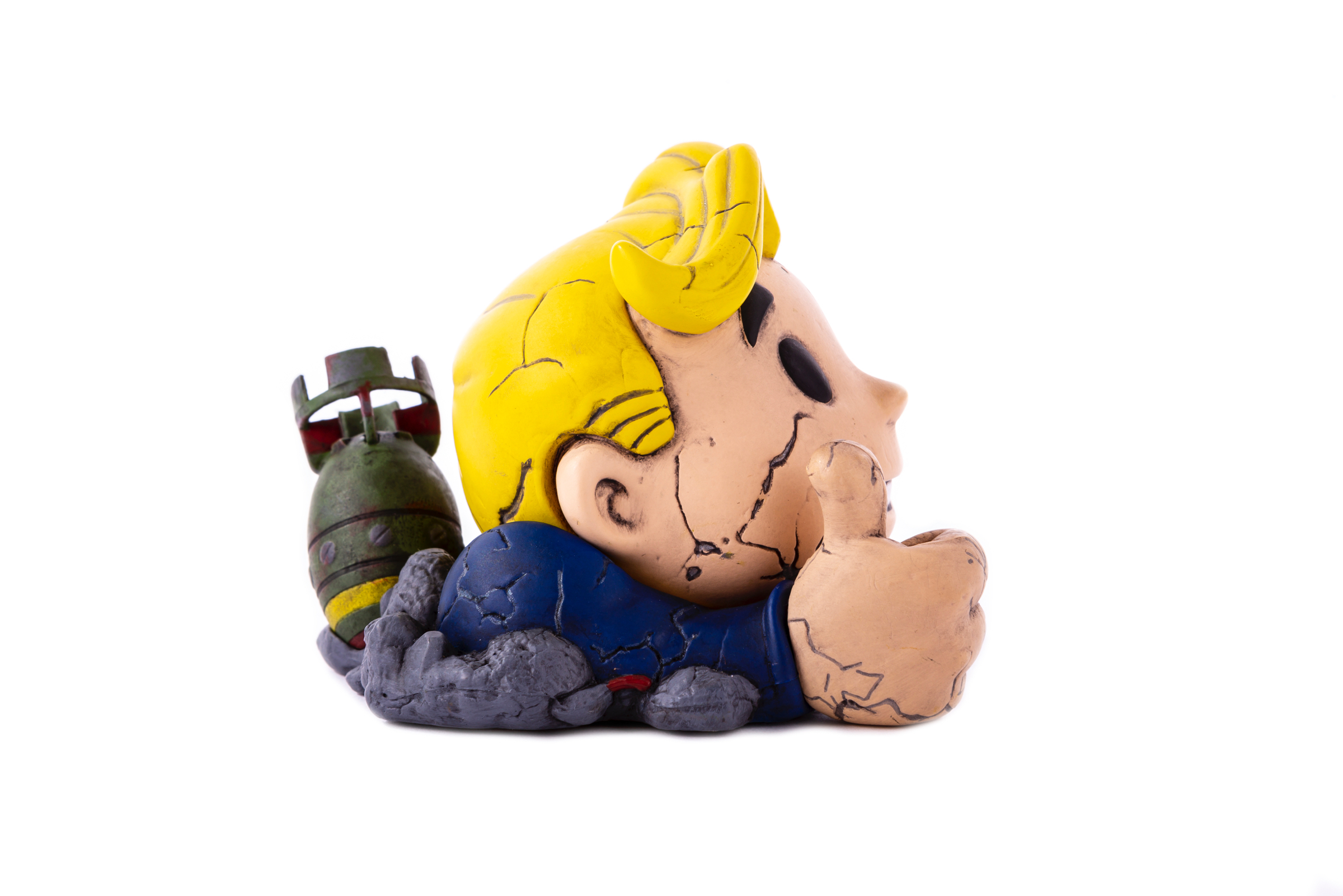 Vault Boy Mondoid Vinyl Figure
