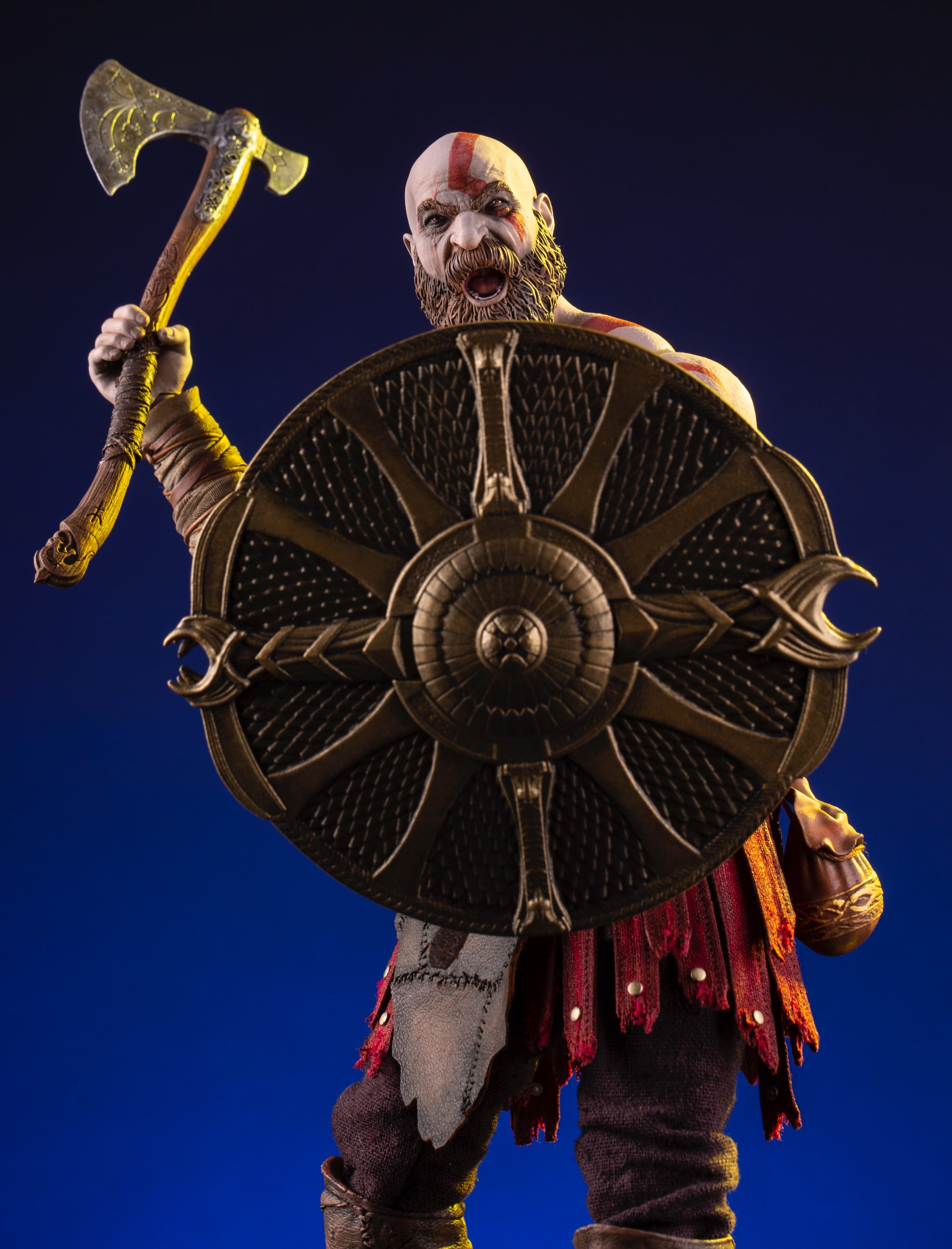 Kratos 1/6 Scale Deluxe Figure