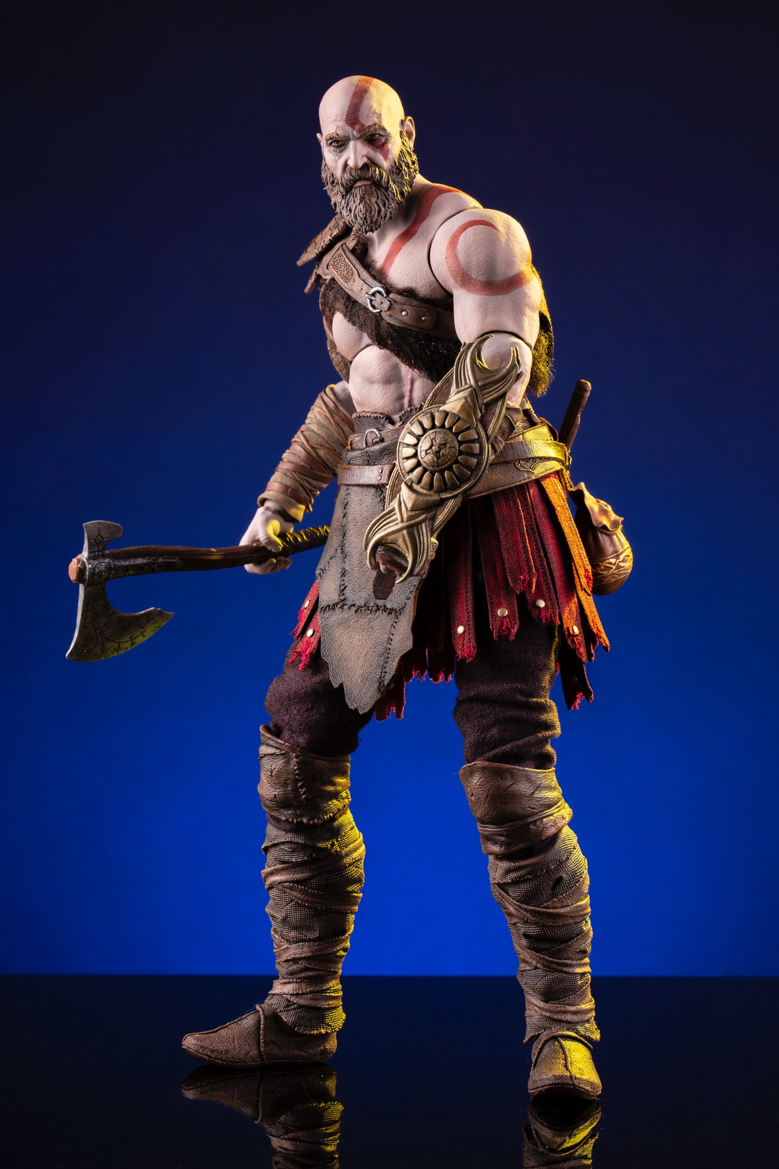 Kratos 1/6 Scale Deluxe Figure