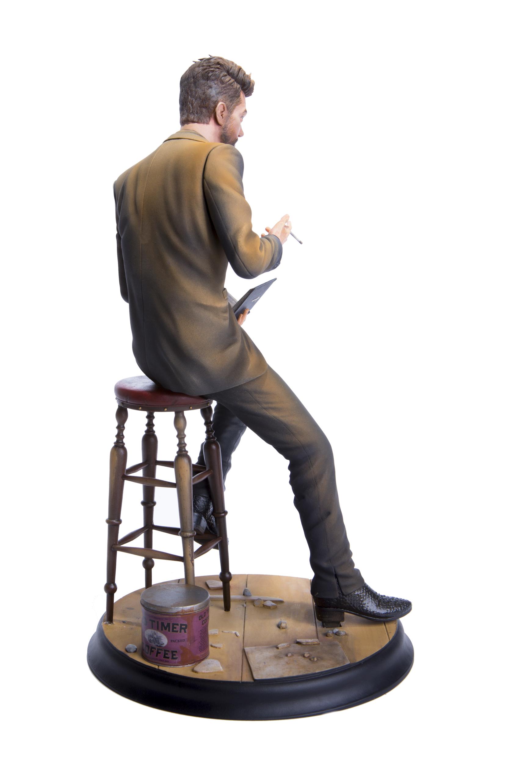 Jesse Custer Statue