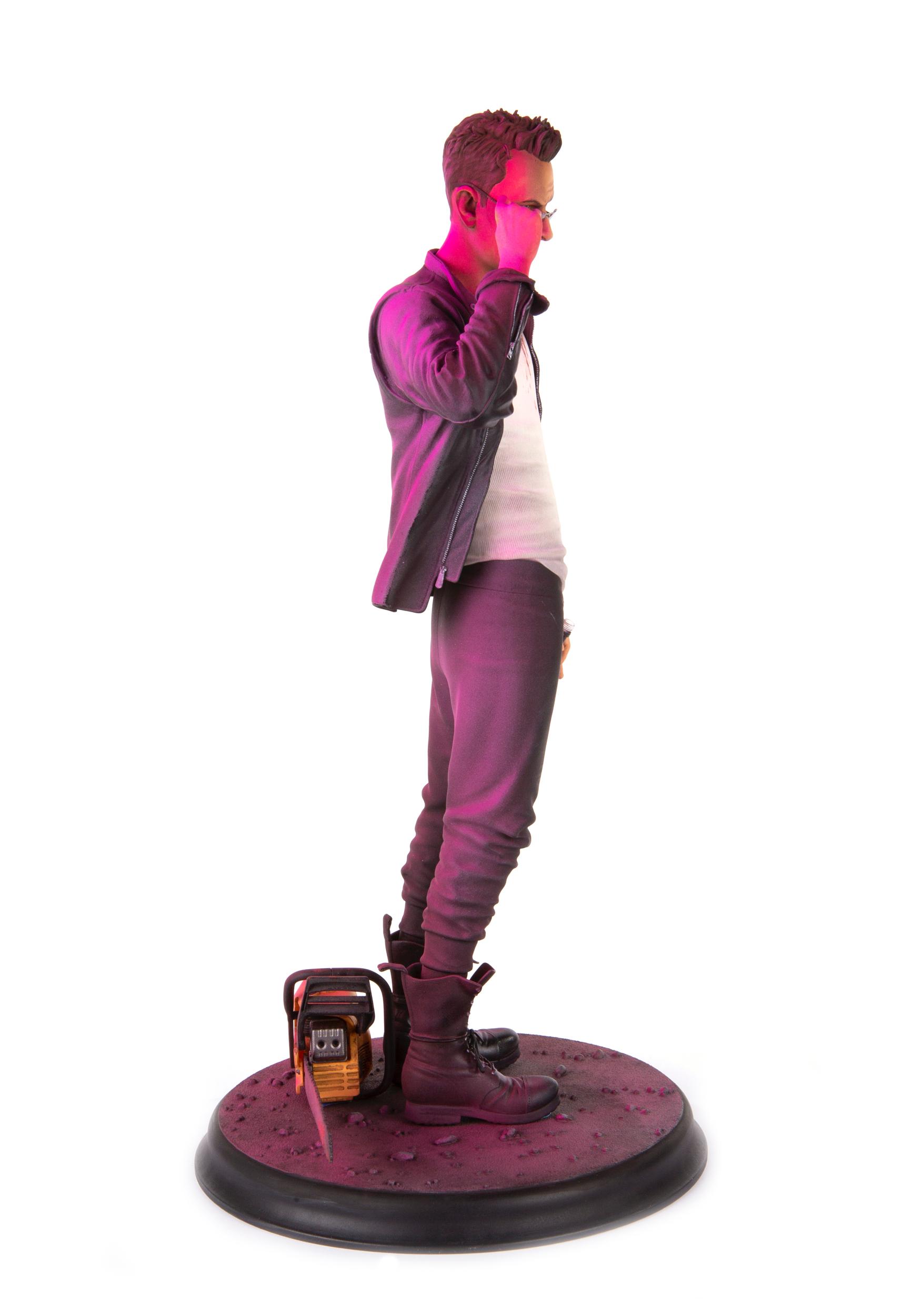 Cassidy Statue