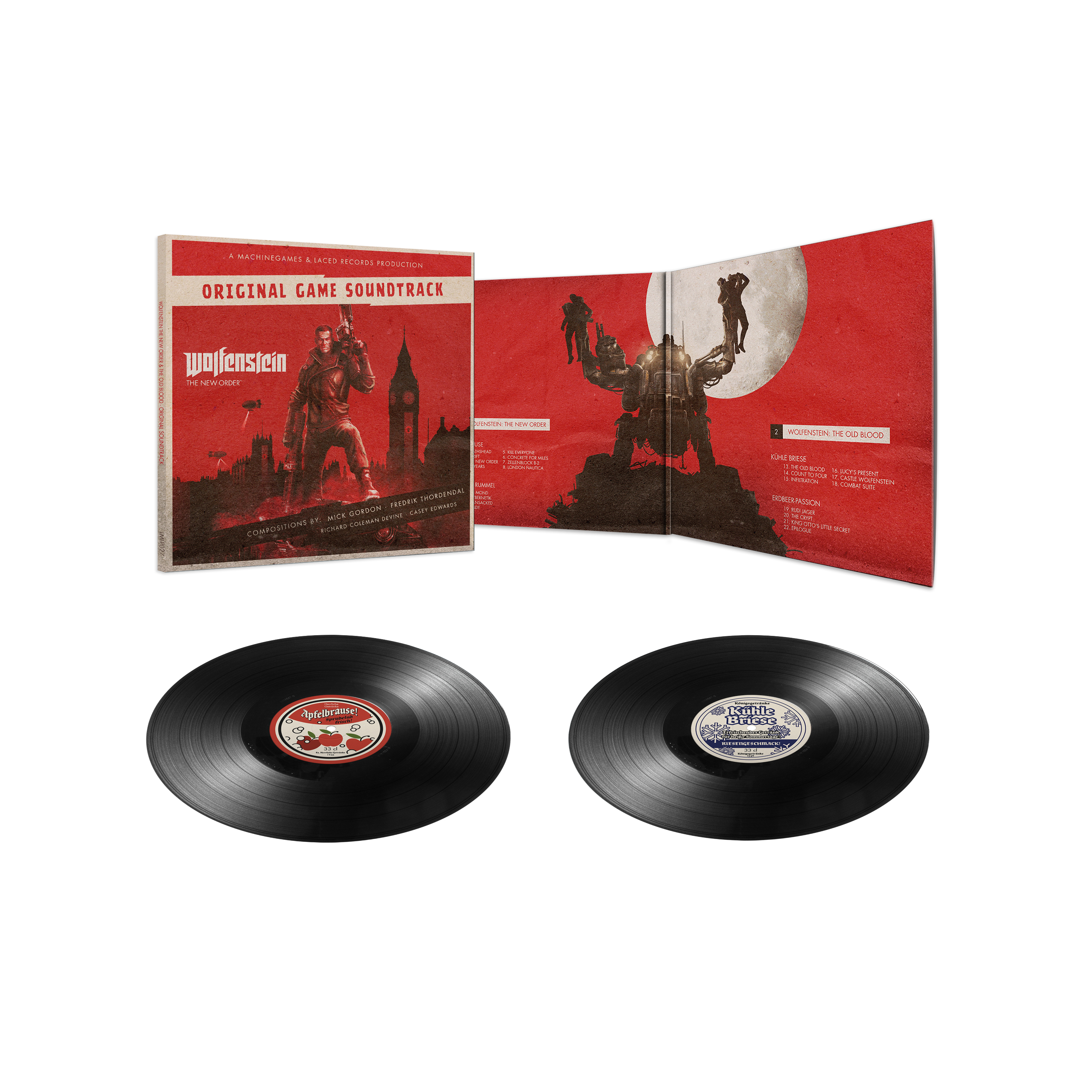 Wolfenstein: The New Order/The Old Blood