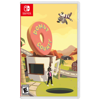 Donut County (Nintendo Switch Standard Edition)