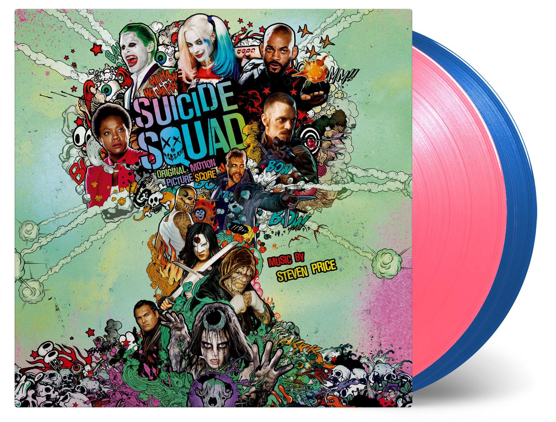 Suicide Squad (Film Score)