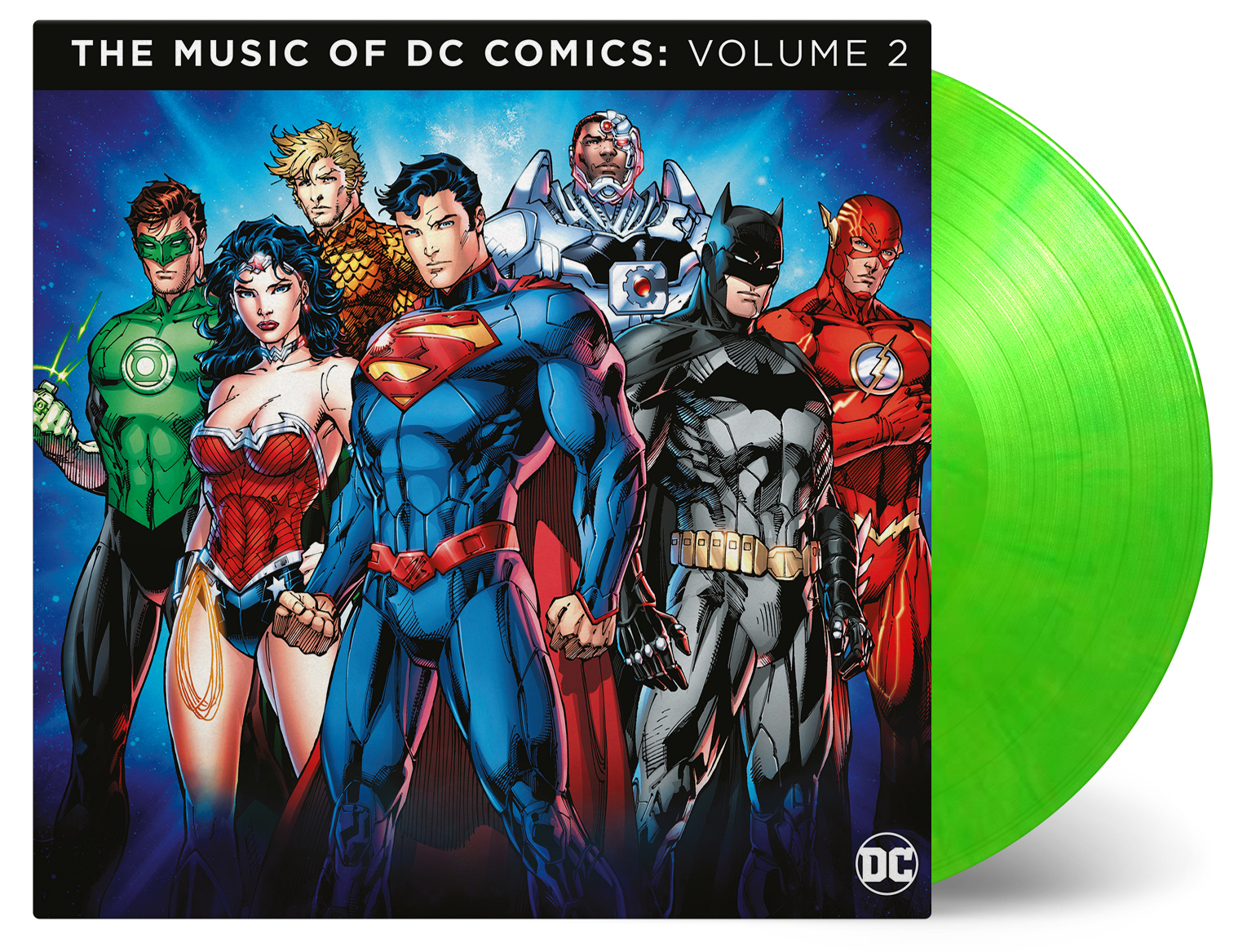 DC Comics, The Music Of: Volume 2 (Soundtrack)