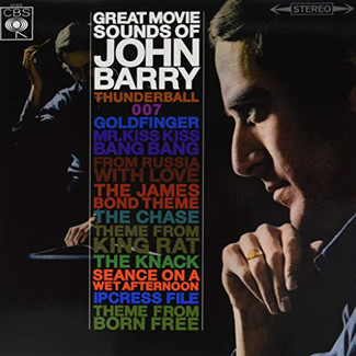 The Great Movie Sounds of John Barry