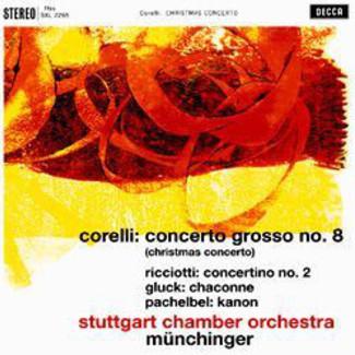 Concerto Grosso No.8 [Christmas Concerto]