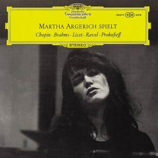 Martha Argerich Spielt Chopin · Brahms · Liszt · Ravel · Prokofieff
