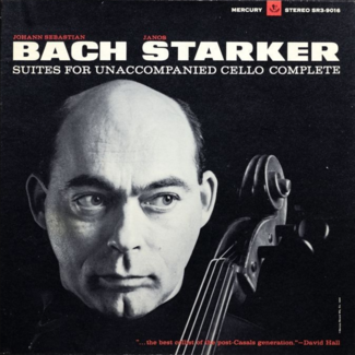 Suites For Unaccompanied Cello Complete