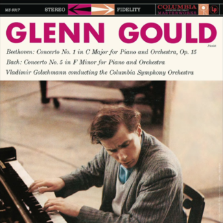 The Complete Glenn Gould Bach Keyboard Concertos Nos. 1-5 & 7 / Beethoven Concerto No. 1