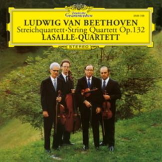 Streichquartett • String Quartet Op. 132