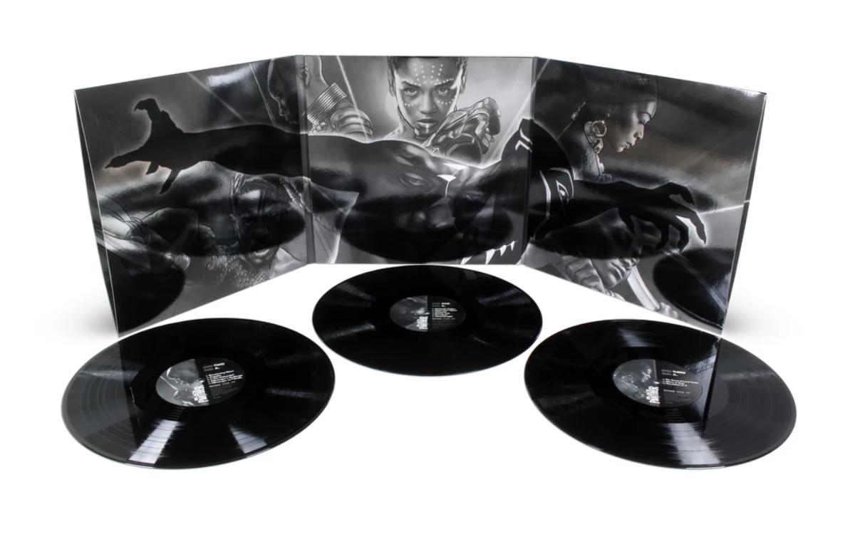 Marvel Studios' BLACK PANTHER Original Motion Picture Soundtrack