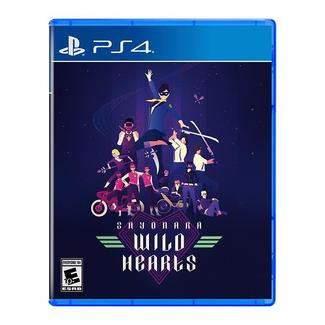 Sayonara Wild Hearts (PlayStation 4 Standard Edition)