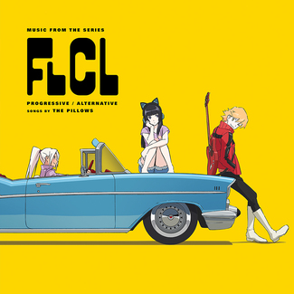FLCL Progressive / Alternative