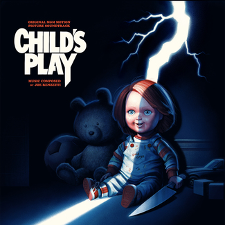 CHILD'S PLAY Original 1988 Motion Picture Music