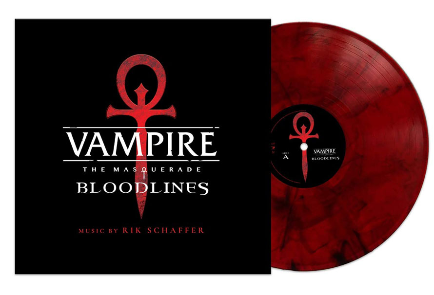 Vampire: The Masquerade - Bloodlines Original Soundtrack