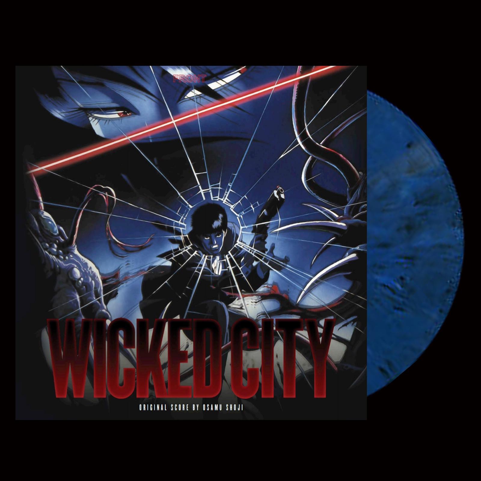 Wicked City (Original 1987 Anime Soundtrack)