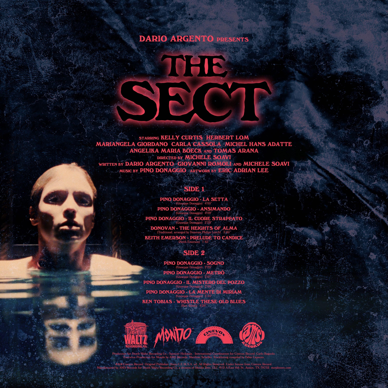 LA SETTA (THE SECT) Original Motion Picture Soundtrack