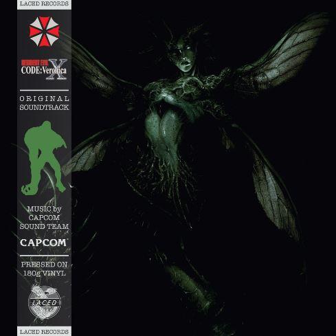 Resident Evil Code Veronica X Original Soundtrack Light In