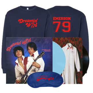 Donnie & Joe LPs + Fleece Bundle