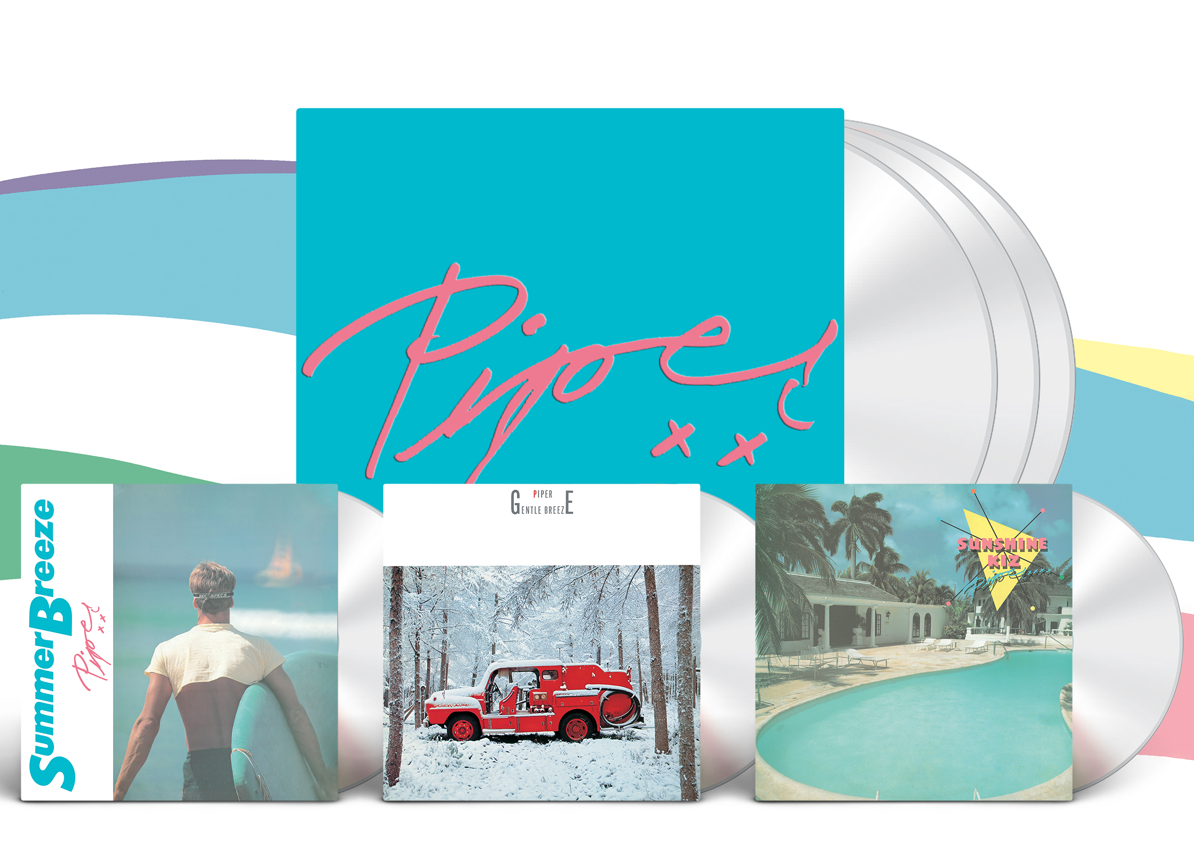 Piper 3CD Collection