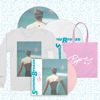 Summer Breeze LP + Slipmat + T-shirt + Tote